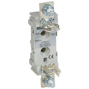 SOCLE C/CTX T000/00 1P 160A (NOUVEAU)
