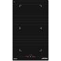 Domino induction bridge 30 cm - 2 foyers pouvant être reliés en 1 zone bridge -