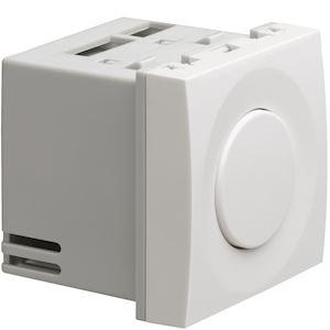 Systo variateur rotatif économique 2 modules Blanc