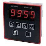 694 TF 99H 230VCA : minuterie électronique digitale 99 heures 230V
