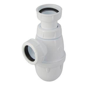 L211-siphon lavabo tube regl. 1 1/4