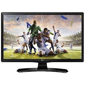 Moniteur TV, 22 Pouces, LED, HDMI , USB 2, Pied centrale, Enceintes 2x5W Virtual