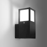 Home 114, 15 W, 480 lm, 830, anthracite, on/off