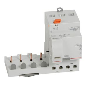 DX3 BLOC DIFFERENTIEL 4P 40A AC 30MA