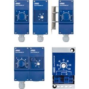 Thermostat heatTHERM-AT-1 d'ambiance Pour montage en saillie Connecteur : PUSH-I