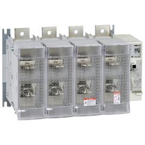 TeSys GS - Interrupteur sect fusible 4x 630a 3