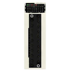 Modicon X80 - module 16 entrées TOR - 24Vcc