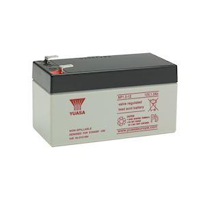 Batterie stationnaire étanche au plomb NP 1.2Ah 12V ' bac standard