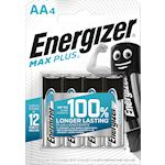 Pile alcaline Max Plus AA x 4 notre pile alcaline qui dure le plus longtemps