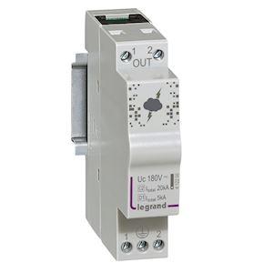 PARAFOUDRE TELEPHONE+ADSL RJ45+VIS 20KA