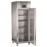 Armoire positive GN2/1, cuve inox emboutie, 1 porte, 597L, gamme COMFORT