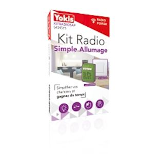 KIT RADIO SIMPLE ALLUMAGE POWER