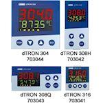 JUMO dTRON 316 Régulateur compact avec fonction programme Format : 48x48mm (prof