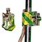 RPT 16F-Connecteur à serr méca piquet terre D=16-17,3mm-Câble: 16 à 50mm²-598319