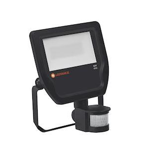 PROJECTEUR LED 20W/3000K NOIR S IP65LEDV