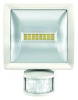 Projecteur LED détecteur IP55 THELEDA E 10W 5000K blanc