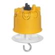 Boîte luminaire Batibox - cloison sèche - couvercle DCL - pour point de centre