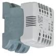 Transfo cde et signal mono bornes à vis - prim 230/400 V/sec 24/48 V - 63 VA