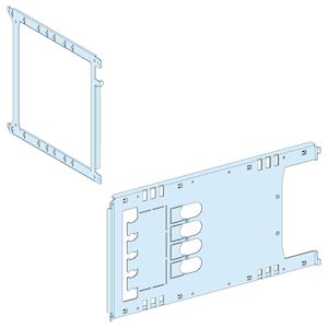 Platine pour NSX630 horizontal, débrochable sur châssis, 3P ou 4P