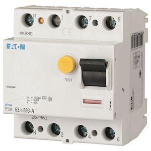 Inter diff 4x40A 30mA type AC