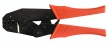 Pince à sertir mécanique manuelle pour cosses préisolées 0,25 à 6,6mm²-Blister