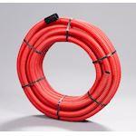 JANOFLEX 40 rouge protection des câbles électriques  couronne ø40mm 50m