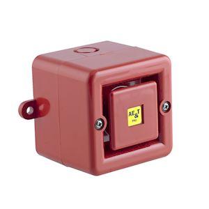 Sirène électronique 104dB 32 sons 230Vca synchronisée IP66