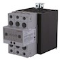 Contacteur statique 3ph 600V cmd cc zero de tension 3x25A