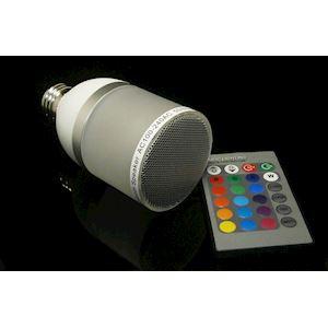 AMPOULE LED NT-LED070 AVEC H.P BLUETOOTH