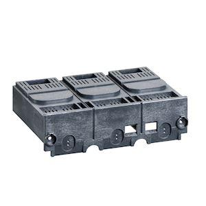 Compact NSX100-250 - 1 cache-borne court - 2/3P
