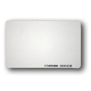 Badge passif de proximité EM format ISO pour lecteur 125KHz