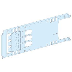 Platine NS630 horizontal 3P