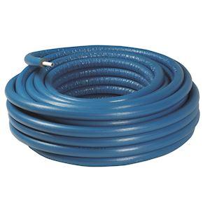Tube MultiSkin isolé 10mm Bleu 26x3 - 50m - 10mm