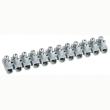 BARRETTE SUPREM 10MM2 GRIS