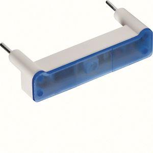 Kallysta lampe pour signalisation  forme 'I' 250V Bleu