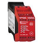 Preventa XPSAV - contrôleur - arrêt d'urgence - 24Vcc