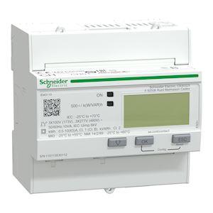 Acti9 iEM - compteur d'énergie tri - 63A - impulsions - MID