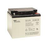 Batterie stationnaire étanche au plomb gamme ECO 38Ah 12V ' bac fr