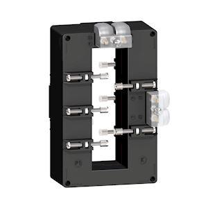 PowerLogic - transformateur d'intensité - 1500/5A double sortie - barre 38x127mm