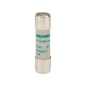 Cartouche cylindrique - aM - 14 x 51 mm - Ind fusion : Percuteur - 4 A