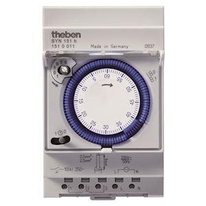 Interrupteur horaire mécanique 60 min SYN 151 h