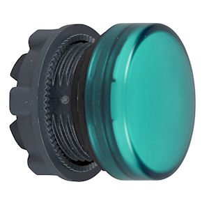 Harmony XB5 - tête voyant lumineux DEL - D=22 - lisse - vert