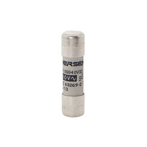 Cartouche cylindrique - gG - 10 x 38 mm - Ind fusion : Non - 32 A
