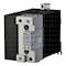 Relais statique 1Ph 60A 230Vac -zéro de tension - Cde : 20-275VCa/24-190 Vcc KGE