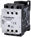 SSR CONTACTOR, 3-PHASE, DIN RAIL MOUNT, 600VAC/18A, 4-32VDC