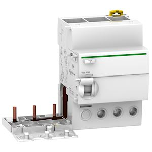 Acti9 vigi iC60 - bloc différentiel - 3P 63A 30mA type AC 400-415V