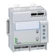 Télécommande standard non polarisée - jusqu'à 300 blocs - 4 modules
