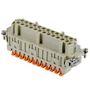 INSERT FEMELLE 24P+T 16A 500V GAB 104.27 SERIE SQUICH