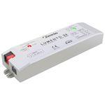 Régulateur de 4 canaux PWM de tension constante pour charges LED DV 12-24V