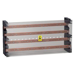 Linergy BS - répartiteur étagé - 160A - 4P - 235x470x115